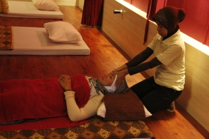 Totok Aura di FITTO Reflexology