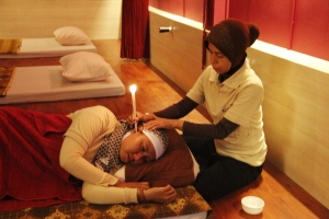 Ear Candle Therapy di FITTO Reflexology