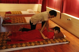 Javanese Massage di FITTO Reflexology