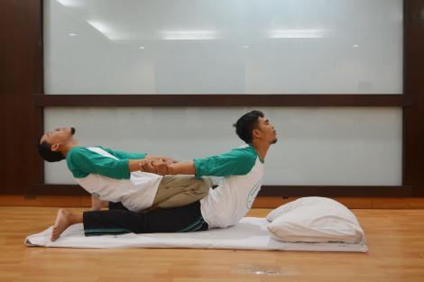 Pelatihan Quantum Pijat Thailand di Kota Bandung